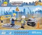 ACTION TOWN ROAD WORKS 40KL.