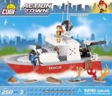 ACTION TOWN RESCUE SHIP 250KL.