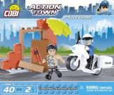 ACTION TOWN POLICE CHASE 40KL.