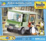 PENGUINS FISH E-DELIVERY TRUCK 180K