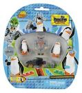 PENGUINS MISSION PACK FIGURINES 3P