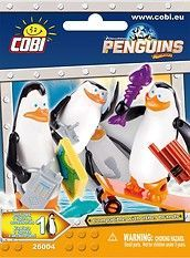 PENGUINS SECRET OPS MOVIE 1 FIG.
