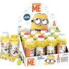 BAŃKI MYDLANE GLASS-MINIONKI 300ML