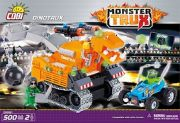 MONSTER TRUX DINOBOT 500KL.