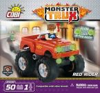 MONSTER TRUX SMALL RED 50KL.