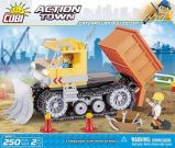 ACTION TOWN CATERPILAR BULDOŻER 250