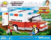 ACTION TOWN DOCTOR AMBULANCE 200KL.