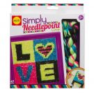 ALEX SIMPLY NEEDLEPOINT-LOVE