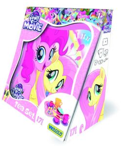MY LITTLE PONY ZESTAW DO HERBATY