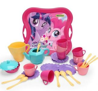 MY LITTLE PONY ZESTAW DO KAWY
