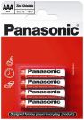 BATERIA 1,5V RED ZINC PAPASONIC