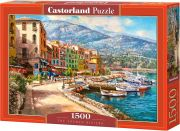 PUZZLE 1500EL. THE FRENCH RIVIERA