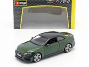 1:24 AUDI RS 5 COUPE GREEN
