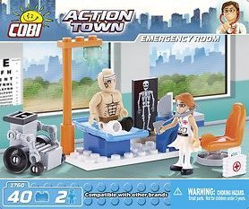 ACTION TOWN EMERGENCY ROOM 40KL.
